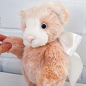 Куклы и игрушки ручной работы. Ярмарка Мастеров - ручная работа Клубничный Щербет. Handmade.