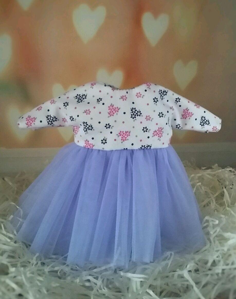 Платье для куклы. Одежда для кукол, Одежда для кукол, Брянск,  Фото №1