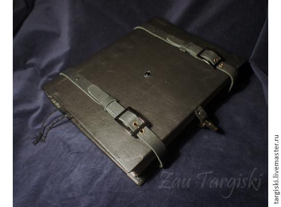 Книга теней с черным агатом, Гримуар, Москва,  Фото №1
