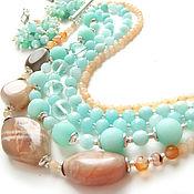 Украшения handmade. Livemaster - original item Bracelet multi-row