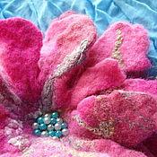 """Украшения ручной работы. Ярмарка Мастеров - ручная работа Брошь """"Розовые мечты"""". Handmade."""
