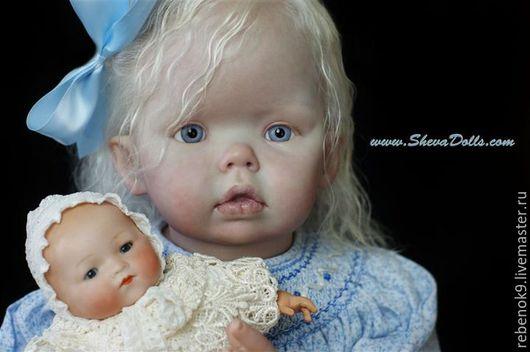 Куклы и игрушки ручной работы. Ярмарка Мастеров - ручная работа. Купить Молд сидячий Тибби от Донны Руберт 30 дюймов. Handmade.