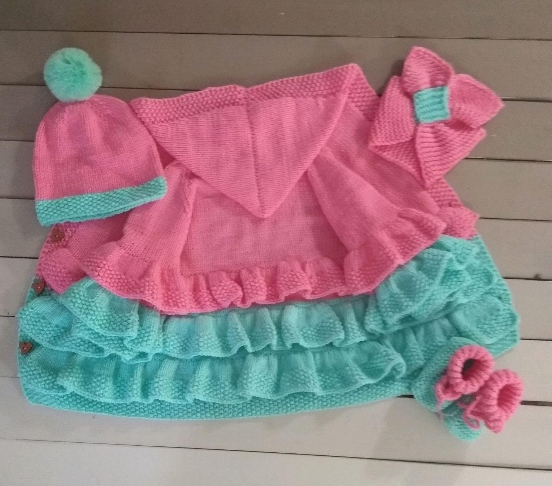 Одежда для девочек, ручной работы. Ярмарка Мастеров - ручная работа. Купить Кардиган для девочки вязаный. Handmade. Вязаный кардиган