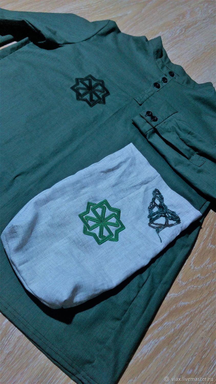 Shirt 'Molvinets', Mens shirts, Rostov-on-Don,  Фото №1
