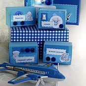 """Подарки к праздникам ручной работы. Ярмарка Мастеров - ручная работа Мамины сокровища """"Синее небо"""". Handmade."""