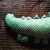 Для дома и интерьера ручной работы. Ярмарка Мастеров - ручная работа КрокодиЛЬ. Handmade.