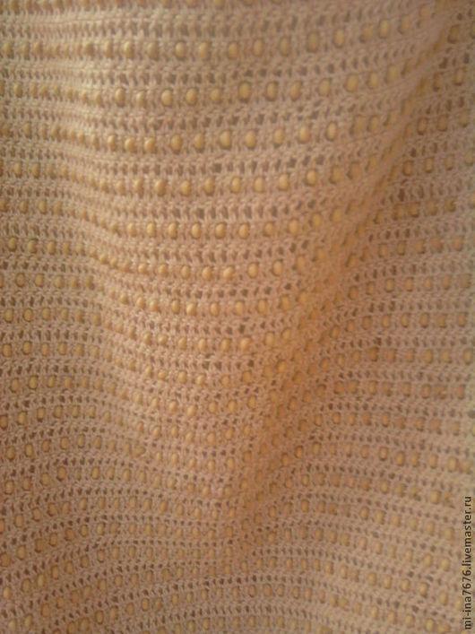 """Женские сумки ручной работы. Ярмарка Мастеров - ручная работа. Купить Сумка """"Бусина"""". Handmade. Бежевый, сумка повседневная, хлопок"""
