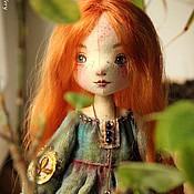 Куклы и игрушки ручной работы. Ярмарка Мастеров - ручная работа Дарёнка. Handmade.