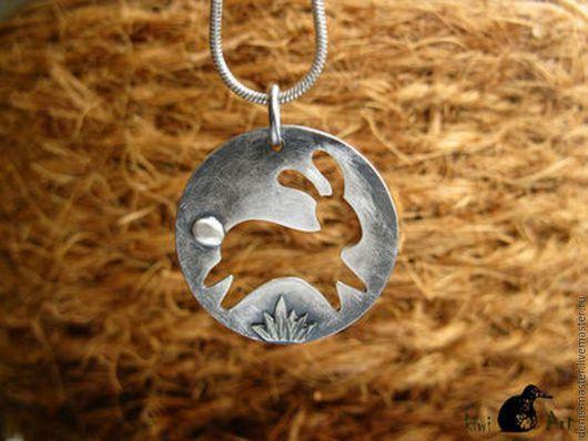 Ярмарка Мастеров, Kiwi Art Studio, украшения из серебра, серебряные украшения,  прикольные украшения, украшения для лета, минимализм, лаконичные украшения,