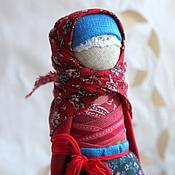 Куклы и игрушки ручной работы. Ярмарка Мастеров - ручная работа Кукла народная на удачное замужество Красна девица. Handmade.