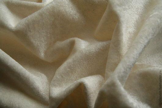 Куклы и игрушки ручной работы. Ярмарка Мастеров - ручная работа. Купить Японский шелк для Тедди, 3 мм. Handmade. Белый