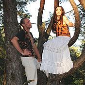 Одежда handmade. Livemaster - original item Tank-top women