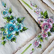 Свадебный салон ручной работы. Ярмарка Мастеров - ручная работа Приглашение в винтажном стиле.. Handmade.