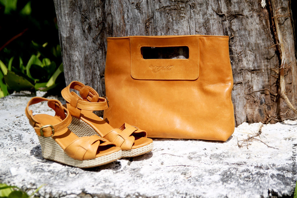 Bag genuine leather Molly, Classic Bag, Denpasar,  Фото №1