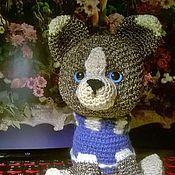 Куклы и игрушки ручной работы. Ярмарка Мастеров - ручная работа Собачка Чихуахуа мальчик в подарочной упаковке. Handmade.