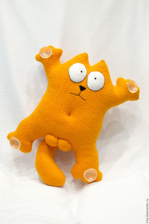 Оранжевый кот отзывы