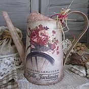 "Посуда ручной работы. Ярмарка Мастеров - ручная работа Лейка "" Belle Jardiniere "". Handmade."