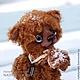 Мишки Тедди ручной работы. Ярмарка Мастеров - ручная работа. Купить Sweety. Свити мишка.  Коллекционный медведь тедди.. Handmade.