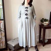 """Одежда ручной работы. Ярмарка Мастеров - ручная работа Платье из бантами """" Синема """". Handmade."""