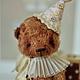 Мишки Тедди ручной работы. Ярмарка Мастеров - ручная работа. Купить Мишка...... Handmade. Коричневый, мишка в подарок, винтажная игрушка