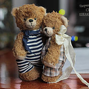 Куклы и игрушки handmade. Livemaster - original item Teddy bear