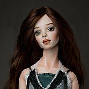 Куклы и игрушки handmade. Livemaster - original item Michelle porcelain bjd / boll jointed doll. Handmade.