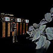 Для дома и интерьера ручной работы. Ярмарка Мастеров - ручная работа «Густав Эмилию» шкатулка. Handmade.