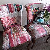 Для дома и интерьера ручной работы. Ярмарка Мастеров - ручная работа стул Торжество радости. Handmade.