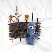 Куклы и игрушки handmade. Livemaster - original item Rats Pierre. Handmade.