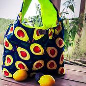 Сумки и аксессуары handmade. Livemaster - original item Bag: Avocado was not enough. Handmade.