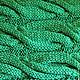 Set knitted Emerald for Irina, scarf - snud, bandage and mittens. Headwear Sets. (Milena-Pobedova) (Milena-Pobedova). Online shopping on My Livemaster.  Фото №2