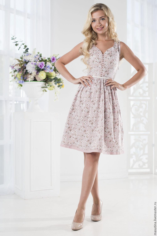 Купить платье романтик