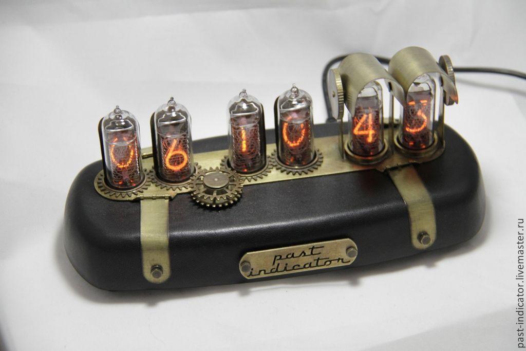 для часов на лампах ИН-8-2 и