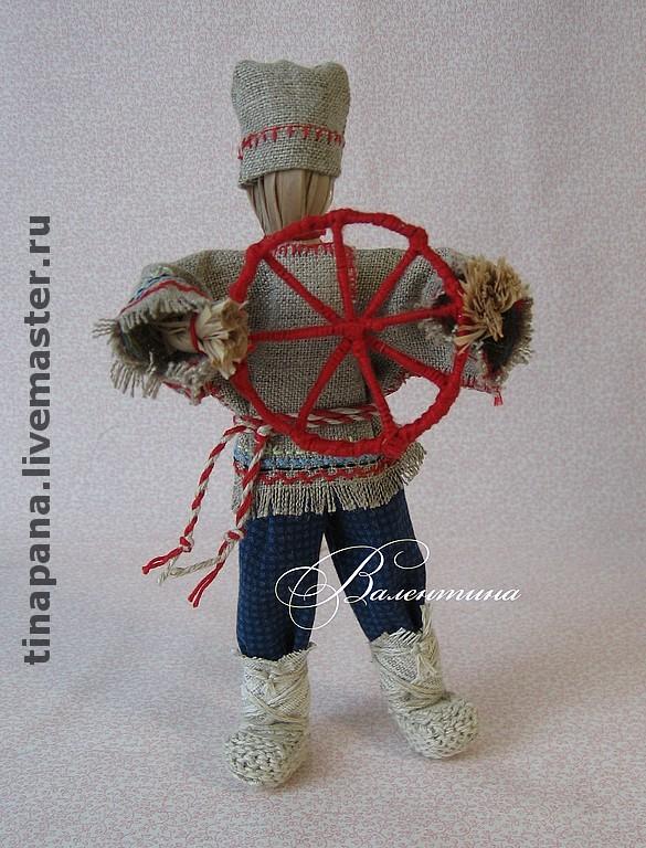 Кукла оберег своими руками спиридон