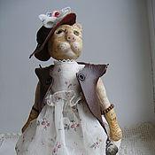 Куклы и игрушки ручной работы. Ярмарка Мастеров - ручная работа Ledy Eleonora and Helena Moor. Handmade.