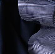 Материалы для творчества ручной работы. Ярмарка Мастеров - ручная работа Двухслойная, двусторонняя костюмная ткань, Ar-L414. Handmade.