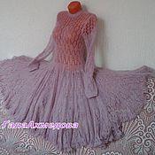 Одежда handmade. Livemaster - original item chic mohair dress