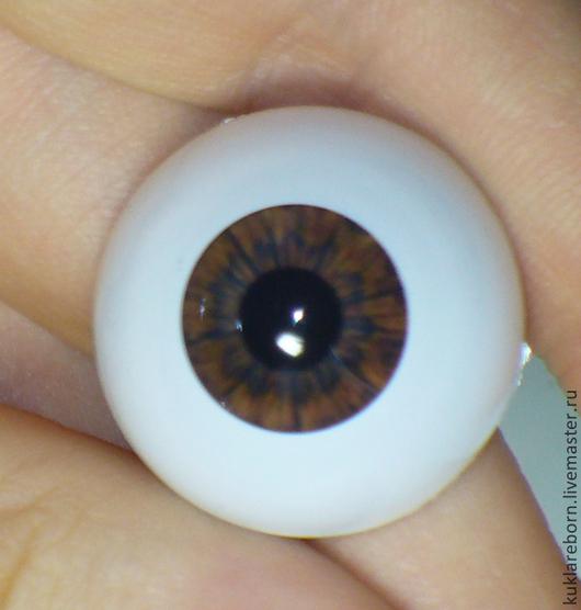 Глаза акриловые для кукол реборн