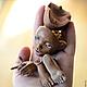 Коллекционные куклы ручной работы. Шоколадное Дерево. LIONA-DE-LIV. Ярмарка Мастеров. Единственный экземпляр, мулатка, подарок, резинка