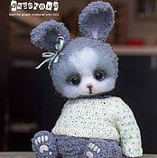 Куклы и игрушки ручной работы. Ярмарка Мастеров - ручная работа Снежка. Handmade.