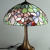 Для дома и интерьера ручной работы. Ярмарка Мастеров - ручная работа Настольная лампа  WOODBINE. Handmade.