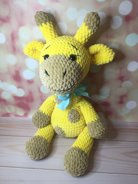 Жираф Жан, Мягкие игрушки, Десногорск,  Фото №1