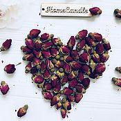 Травы ручной работы. Ярмарка Мастеров - ручная работа Сухие бутончики роз. Handmade.
