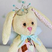 Куклы и игрушки ручной работы. Ярмарка Мастеров - ручная работа Зайка Софи. Handmade.