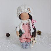 handmade. Livemaster - original item Textile doll. Handmade.