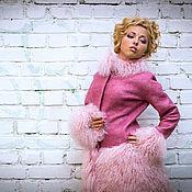 """Одежда ручной работы. Ярмарка Мастеров - ручная работа Пальто """"МэрлинМонро"""". Handmade."""
