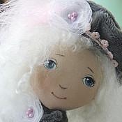 Куклы и игрушки ручной работы. Ярмарка Мастеров - ручная работа Текстильная кукла. Сьюзен. Авторская кукла.. Handmade.