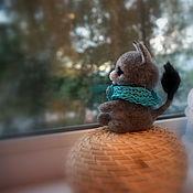 Куклы и игрушки ручной работы. Ярмарка Мастеров - ручная работа - Который час? ... Осень. Handmade.