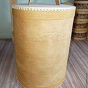 Для дома и интерьера handmade. Livemaster - original item Box of birch bark
