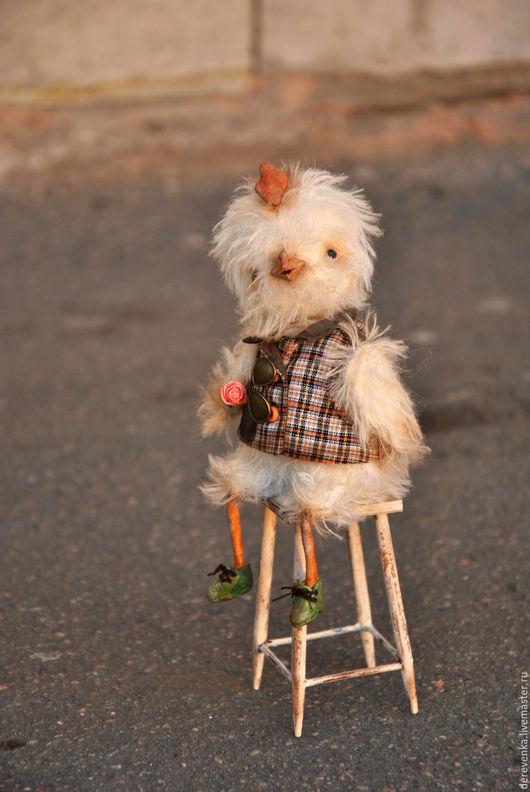 Табурет для кукол и теддиков.Кукольная мебель